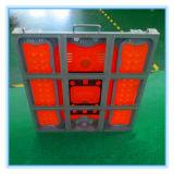 P6.25&P8&P10 de alta resolución a presión el panel de visualización a todo color de alquiler al aire libre de LED de la fundición para los acontecimientos