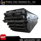 Undercarriage Pontoon Jyae-167를 가진 유압 Excavator