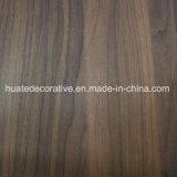 Madera de grano de papel de melamina para MDF, madera contrachapada, 55GSM Disponible