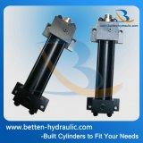 Cylindre hydraulique de tige de renfort