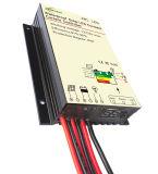 Controlador solar solar impermeável das luzes de rua da função de escurecimento das luzes do diodo emissor de luz