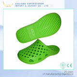 Deslizadores ocasionales de la caminata de la playa de los zapatos del estorbo de EVA del verano
