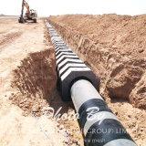 Rockguard Rohrleitung-Schutz-Ineinander greifen