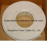 Câble coaxial de liaison de la qualité Rg213 (50ohm)