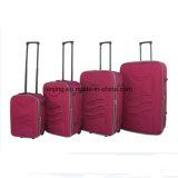 Insieme ultra leggero dei bagagli di rotolamento del Morbido-Lato 4-PCS