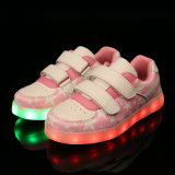 Малыши освещают вверх обувают ботинки детей СИД рынка Великобритании США Европ