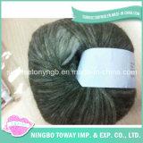 Filato di nylon poco costoso operato di lavoro a maglia dei rifornimenti di vendita del filato del filetto della tessile