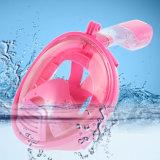 De levering voor doorverkoop snorkelt het Volledige Gezicht van het Masker het Masker van het Vrij duiken van de Mening van 180 Graad