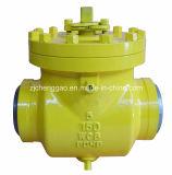 Шариковый клапан сварное соединение встык A216 Wcb