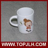 EXWの価格2.5 Ozの陶磁器のコーヒー・マグ