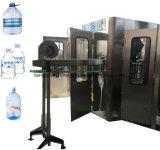 Terminar a água bebendo automática máquina tampando de enchimento de lavagem da unidade 3 in-1