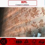 HPL rendono incombustibile il comitato