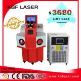 Macchina calda della saldatura a punti del laser di vendita 2016 per il negozio di monili e dell'orafo