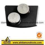 Ferramentas de tijolos para moagem de diamantes