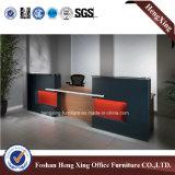Muebles de oficinas del diseñador de la oficina del vector moderno de la recepción (HX-6D088)