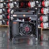Consumo de combustível portátil do gerador da gasolina 3kVA do motor do fio de cobre 177f do bisonte (China) BS4500m (h) 3kw 3000W