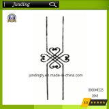 鉄階段柵または鉄のゲートのための装飾用の錬鉄のBaluster