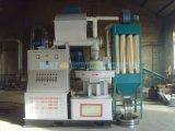 餌の製造所か木餌の製造所またはおがくずの餌の製造所