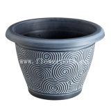 糸のプラスチック植木鉢(KD7301P-KD7304P)