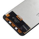 Черный мобильный телефон LCD для экрана касания Ulefone Париж LCD