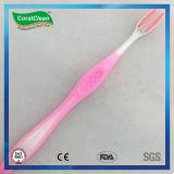 Toothbrush dos pares S615 com um líquido de limpeza Headback da lingüeta