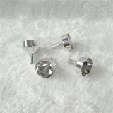 小型金および銀アルミニウム満ちる香水の漏斗Kl103