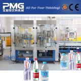 Strumentazione di riempimento della bevanda calda di vendita per acqua minerale in bottiglia