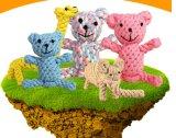 Handgemachte spinnende Haustier-Spielwaren