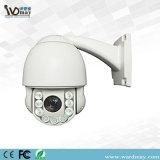 HD CMOS IR 130 Fisheye 렌즈를 가진 고속 돔 IP 사진기