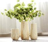 Vase à fleur de porcelaine pour la décoration à la maison