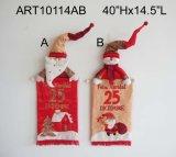 Feliz Navidad Santa, muñeco de nieve, advenimiento Gift-3asst. de la cuenta descendiente del reno