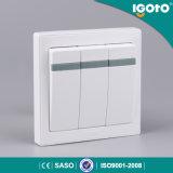 Типы Igoto E9031 UK электрических переключателей стены