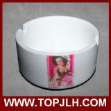 Portacenere di ceramica di sublimazione classica su ordinazione