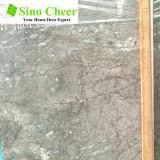 Losa de mármol gris de Italia Buffett para el diseño del suelo