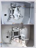 (FX-350) Machine de découpage de coupe en dés de viande à grande vitesse de cube