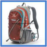 Le sac à dos de hausse imperméable à l'eau personnalisé le plus neuf, sac à dos d'alpinisme, sac campant s'élevant de sac à dos de course de sports en plein air