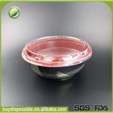 Recipiente de armazenamento plástico do alimento dos PP da micrôonda descartável