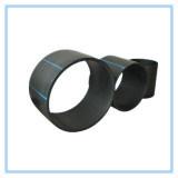 Tubo di plastica per il trattamento di acque di rifiuto, diametro 110~630mm del tubo dell'HDPE