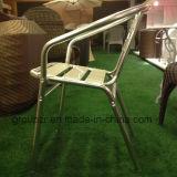 짜개진 조각 의자, 알루미늄 의자