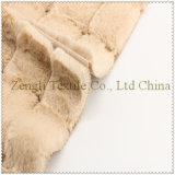 Block-Polyester 100% des Woolen Ober-Gewebes