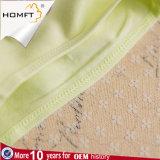 Roupa interior das senhoras da cuecas do triângulo das raparigas da cor contínua do algodão da alta qualidade