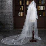 Brandnew собор вуаль цвета слоновой кости невесты венчания в 3 метра