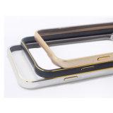 Caixa abundante da curvatura Shockproof de Hippocampal do metal para Samsung J7
