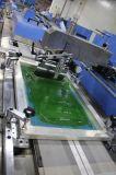 리본을 세륨을%s 가진 기계를 인쇄하는 자동적인 스크린이라고 승인되는 레테르를 붙이십시오