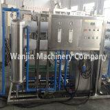 Ligne complète d'usine de traitement des eaux de RO