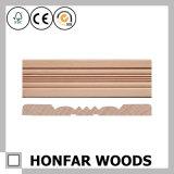 Moulages en bois de matériaux de décoration d'hôtel à vendre