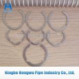 Clip d'acier inoxydable serrant des rondelles