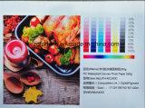 Rollo imprimible de precio de fábrica RC impermeable de lona de papel fotográfico