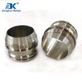 Pièces d'usinage CNC personnalisées pour le montage des tuyaux