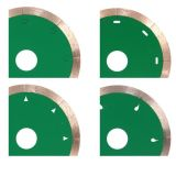Gushi Hot Pressed Diamond Saw Blade for Cutting Tile Ceramic